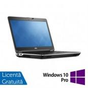 Laptop Refurbished DELL Latitude E6440, Intel Core i7-4610M 3.00GHz, 8GB DDR3, 240GB SSD, DVD-RW + Windows 10 Home Laptopuri