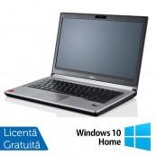 Laptop Refurbished Fujitsu LIFEBOOK E743, Intel Core i7-3632QM 2.20GHz, 8GB DDR3, 240GB SSD, 14 Inch + Windows 10 Home Laptopuri