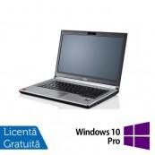 Laptop Refurbished Fujitsu LIFEBOOK E743, Intel Core i7-3632QM 2.20GHz, 8GB DDR3, 240GB SSD, 14 Inch + Windows 10 Pro Laptopuri
