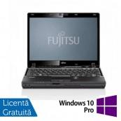 Laptop Refurbished FUJITSU Lifebook P772, Intel Core i5-3320 2.60 GHz, 4GB DDR3, 500GB SATA, DVD-RW + Windows 10 Pro Laptopuri