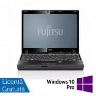 Laptop Refurbished FUJITSU Lifebook P772, Intel Core i5-3320 2.60 GHz, 4GB DDR3, 500GB SATA, DVD-RW + Windows 10 Pro