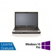 Laptop Refurbished FUJITSU SIEMENS E752, Intel Core i3-2370M 2.40GHz, 4GB DDR3, 320GB SATA, DVD-RW + Windows 10 Pro Laptopuri