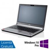Laptop Refurbished  FUJITSU SIEMENS Lifebook E743, Intel Core i7-3632QM 2.20GHz, 8GB DDR3, 120GB SSD + Windows 10 Pro Laptopuri