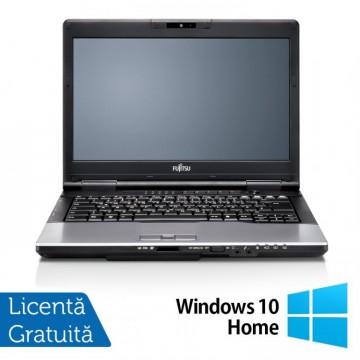 Laptop Refurbished FUJITSU SIEMENS Lifebook S752, Intel Core i5-3220M 2.60GHz, 4GB DDR3, 250GB SATA, DVD-RW + Windows 10 Home Laptopuri