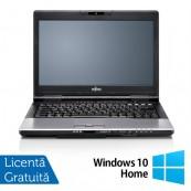 Laptop Refurbished FUJITSU SIEMENS S752, Intel Core i3-3110M 2.40GHz, 4GB DDR3, 320GB SATA, DVD-RW + Windows 10 Home Laptopuri