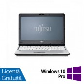 Laptop Refurbished FUJITSU SIEMENS S761, Intel Core i5-2520M 2.50GHz, 8GB DDR3, 320GB SATA + Windows 10 Pro
