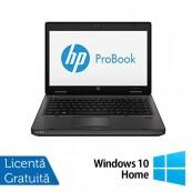 Laptop Refurbished HP ProBook 6470B, Intel Core i5-3230M 2.60GHz, 4GB DDR3, 128GB SSD, DVD-RW + Windows 10 Home