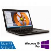 Laptop Refurbished Hp Zbook 14 G2, Intel Core i7-5500U 2.40Ghz, 16GB DDR3, 256GB SSD, 14 inch, IPS LED display + Windows 10 pro Laptopuri