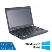 Laptop Refurbished LENOVO Thinkpad x230, Intel Core i5-3320M 2.60 GHz, 8GB DDR3, 128GB SSD + Windows 10 Home