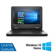 Laptop Refurbished LENOVO Yoga 11e, Intel Celeron N2930 Quad Core 1.80GHz, 8GB DDR3, 120GB SSD + Windows 10 Home Laptopuri