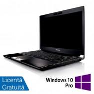 Laptop Refurbished Toshiba Portege R830-13C, Intel Core I5-2520, 2.50Ghz, 4GB, 320GB SATA, 13.3 inch LED, HDMI, Card Reader + Windows 10 Pro