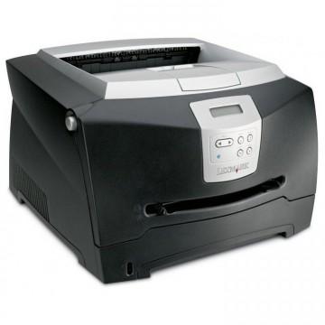 Lexmark E342N, 600 x 600 dpi, monocrom, Retea, USB 2.0, 30 ppm, Second Hand