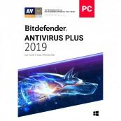 Licenta retail Bitdefender Antivirus Plus 2019 noua valabila pentru 1 an, 3 dispozitive