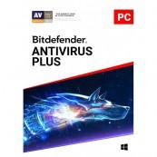Licenta retail Bitdefender Antivirus Plus 2020, valabila pentru 1 an, 3 dispozitive