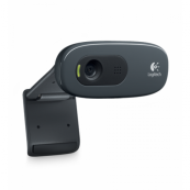 LOGITECH Webcam C260, 720p, 30fps, Second Hand Componente & Accesorii