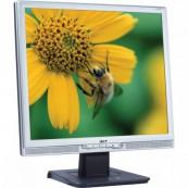 Monitor Acer AL1917, 19 inci, 1280 x 1024, 8ms, VGA, 16.2 milioane de culori, Fara picior, Second Hand Monitoare