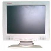 Monitor COMPAQ 5005m, LCD, 15 inch, 1024 x 768, VGA, Grad A-, Second Hand Monitoare