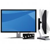 Monitor DELL 2208WFPT LCD, 22 Inch, 1680 x 1050, VGA, DVI, 4x USB