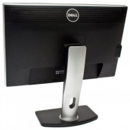 Monitor DELL U2412M, LED, Panel IPS, 24 inch, 1920 x 1200 WUXGA, VGA, DVI, 5 Porturi USB, Widescreen