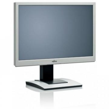 Monitor Fujitsu Siemens B19W-5, 19 inch, 1440 x 900, VGA, DVI, Audio, 16.7 milioane de culori, Grad A-, Second Hand Monitoare