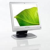 Monitor HP 1730 LCD, 17 Inch, 1280 x 1024, VGA, Grad A-