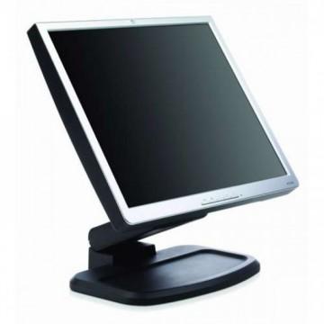 Monitor HP 1740 LCD, 17 Inch, 1280 x 1024, VGA, DVI, USB, Second Hand