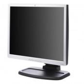 Monitor HP L1940T, 19 Inch, LCD, 1280 x 1024, HD, VGA, DVI, 5ms, USB, contrast 800:1, Fara picior, Grad A-, Second Hand Monitoare