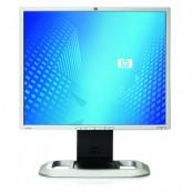 Monitor HP LP1965, LCD 19 inch, 1280 x 1024, 2 porturi DVI-I , 4 porturi USB, 16 milioane culori, Second Hand Monitoare