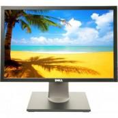 Monitor LCD DELL P1911b Professional, 19 inch, 1440 x 900, VGA, DVI, USB, Grad B, Fara picior