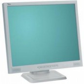 Monitor LCD Fujitsu Siemens E19W-10, 1440x900, 19 inch, LCD, VGA, Grad A-, Second Hand Monitoare