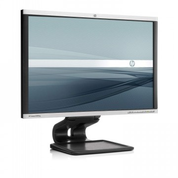Monitor LCD HP LA2405wg, 24 Inch, 1920 x 1200, VGA, DVI, Display Port, USB, Refurbished
