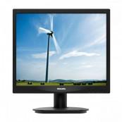 Monitor LCD PHILIPS 17S4L 17 Inch, 1280 x 1024, DVI-D, VGA, Grad A-
