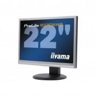 Monitor LED iiYama ProLite B2206WS, 22 Inch, 1650 x 1050, VGA, DVI