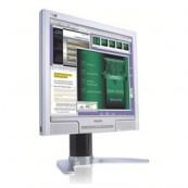Monitor Philips 170B7, 17 Inch LCD, 1280 x 1024, VGA, DVI