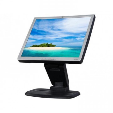 Monitor Refurbished HP 1940, 19 Inch, LCD, 1280 x 1024, HD, DVI, 20ms Monitoare Refurbished
