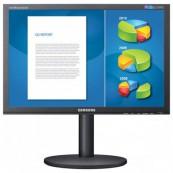 Monitor Samsung B2440, 24 inci, 1920 x 1080, VGA, DVI, HDMI Full HD, 70000:1, Second Hand Monitoare
