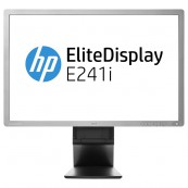 Monitor Second Hand HP EliteDisplay E241i, 24 inch, IPS, LED, VGA, DVI, USB, Full HD