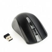 Mouse Optic Wireless Gembird MUSW-4B-04-GB, 1600DPI, Negru+Gri