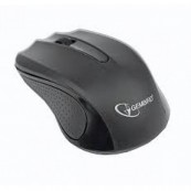 Mouse Wireless Gembird MUSW-101, USB, 1200 DPI, Negru Componente & Accesorii