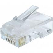 Mufa Retea RJ-45 Cat 6 - 10 bucati Servere & Retelistica