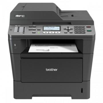 Multifunctionala BROTHER MFC 8520DN, A4, Duplex, Scanner, Copiator, Printer si Fax, Retea si USB, 36 ppm, Second Hand Imprimante
