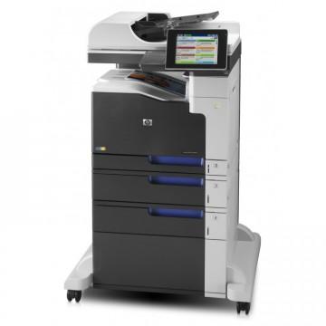Multifunctionala Color HP LaserJet Enterprise 700 MFP M775, A3, Duplex, 30 PPM, 600 x 600, USB, RJ-45, Cartuse noi, Second Hand