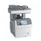 Multifunctionala COLOR Lexmark X736de, A4, Imprimanta, Scanner, Copiator, Fax