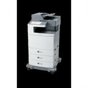 Multifunctionala Lexmark X792DE, 50 ppm, 1200 x 1200 dpi, Retea, USB, Fax, Copiator, Scanner, Second Hand Imprimante
