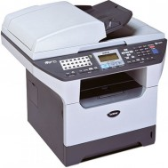 Multifunctionala Laser Monocrom Brother MFC-8460N, A4, 28ppm, 1200 x 1200, USB, Retea