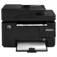 Multifunctionala Laser Monocrom HP LaserJet Pro MFP M127fw, A4, 21ppm, 600 x 600, Fax, Copiator, Scanner, Wireless, USB, Toner Nou