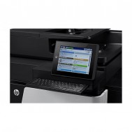 Multifunctionala Second Hand HP LaserJet Enterprise Flow M830z, 56 PPM,1200 x 1200 DPI, USB, Wireless, A3, A4, Duplex