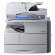 Multifunctionala Second Hand laser monocrom SAMSUNG SCX 6545N, Imprimanta, Copiator, Scanner, Retea, 45 ppm