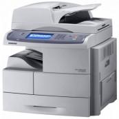 Multifunctionala Second Hand laser monocrom SAMSUNG SCX 6555nx, Imprimanta, Copiator, Scanner, Fax, Duplex, Retea 53 ppm Imprimante
