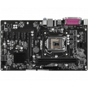 Pachet Placa de baza Arock H81 Pro BTC R2.0, Socket 1150 + Intel G3260 3.30GHz, 3MB Cache + Cooler Intel, Second Hand Calculatoare